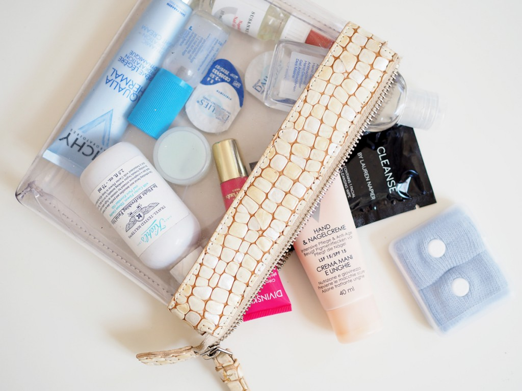 What's in your Beauty Bag Hanna Schumi