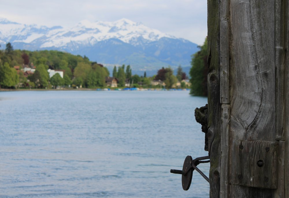 Aare Thunersee