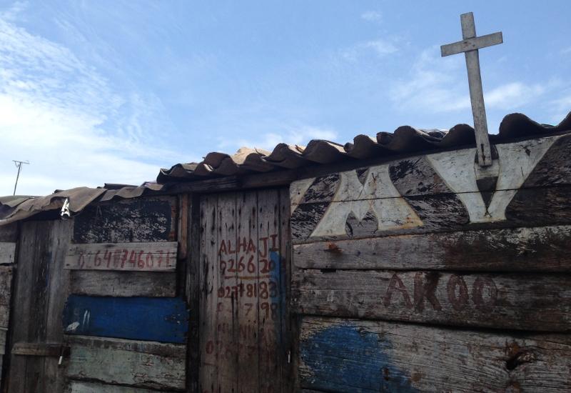 Accra Harbour Jamestown