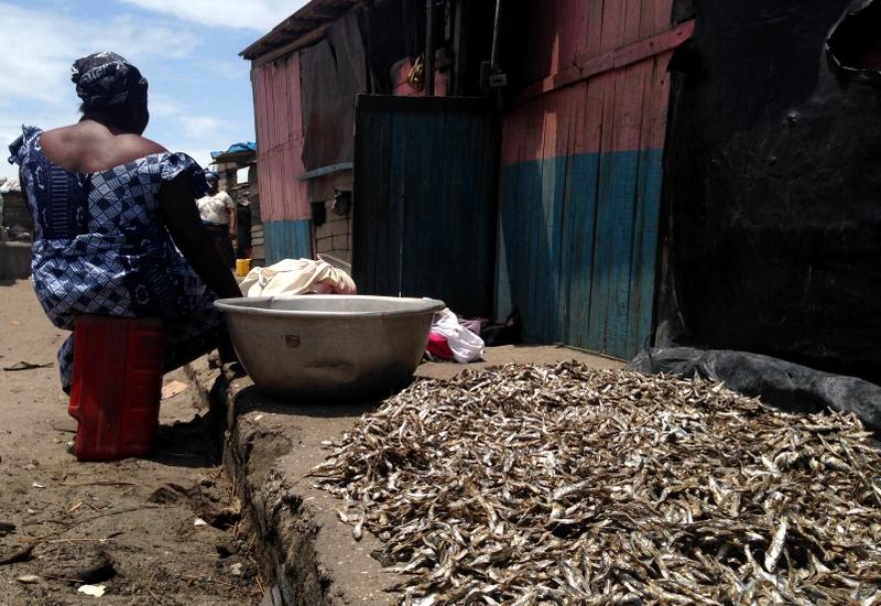 Accra Jamestown Fishing 2