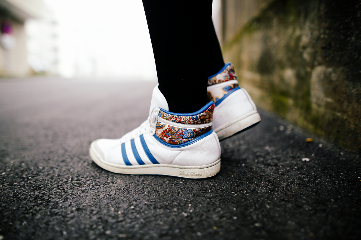 Adidas Sleek Series Paisley