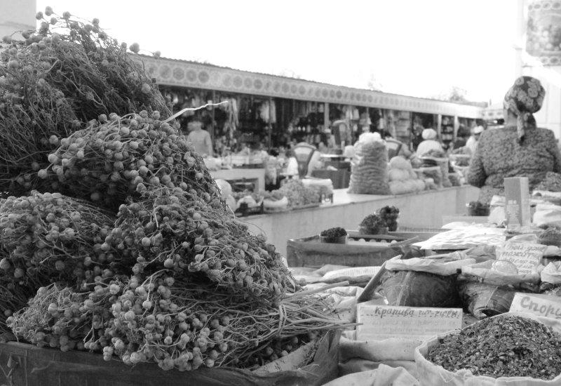 Ashgabat Markt BW