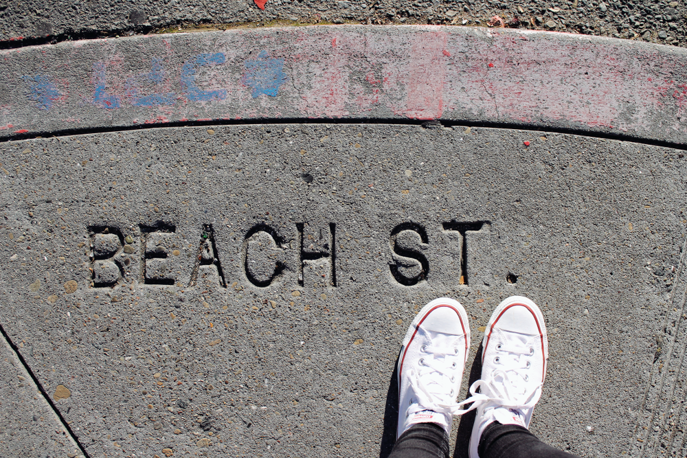Beach Street San Francisco