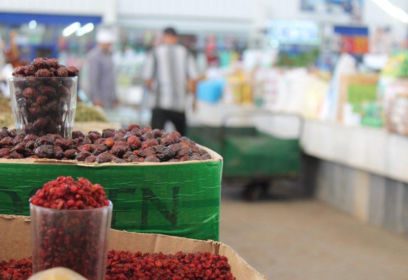 Beeren Ashgabat Markt
