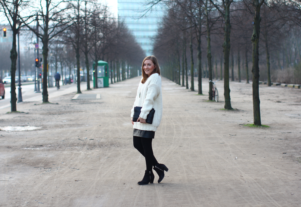 Berlin Fashion Week Outfit Day 1