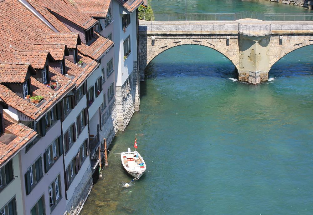 Bern Fluss