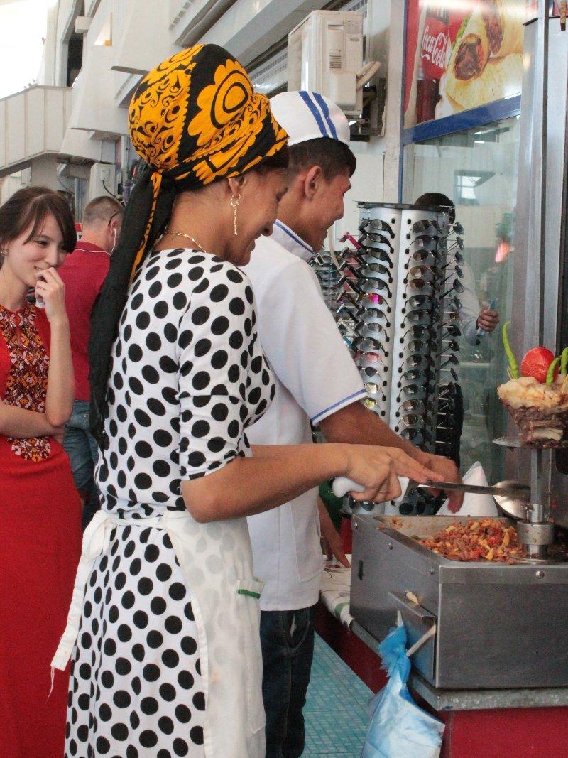 Cookin Ashgabat