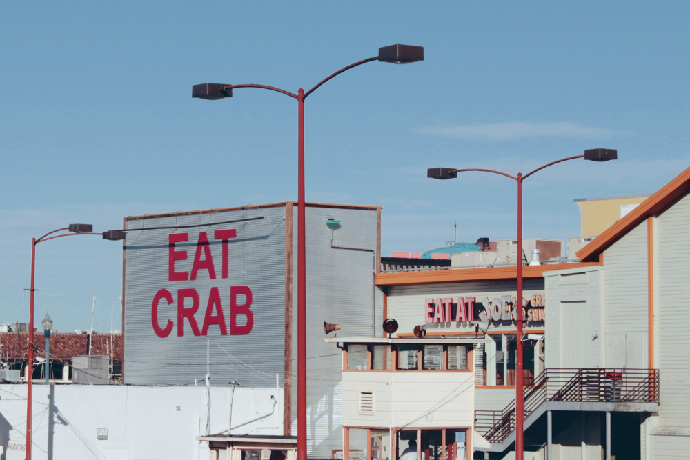 Eat Crab San Francisco