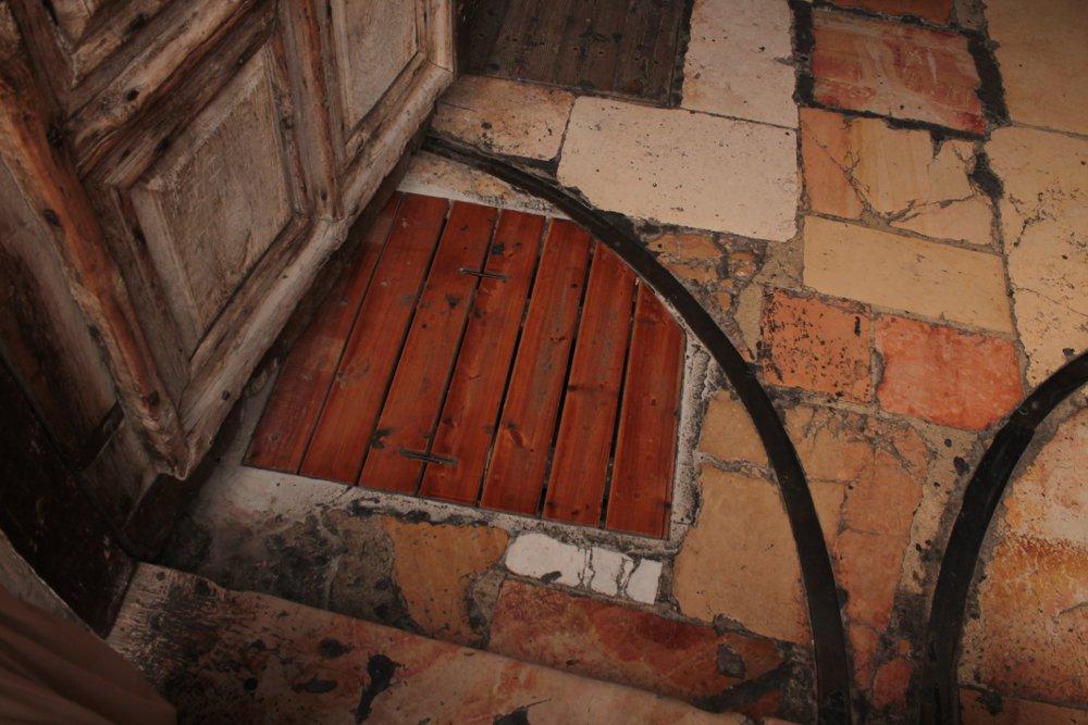Erlöserkirche Jerusalem Eingang