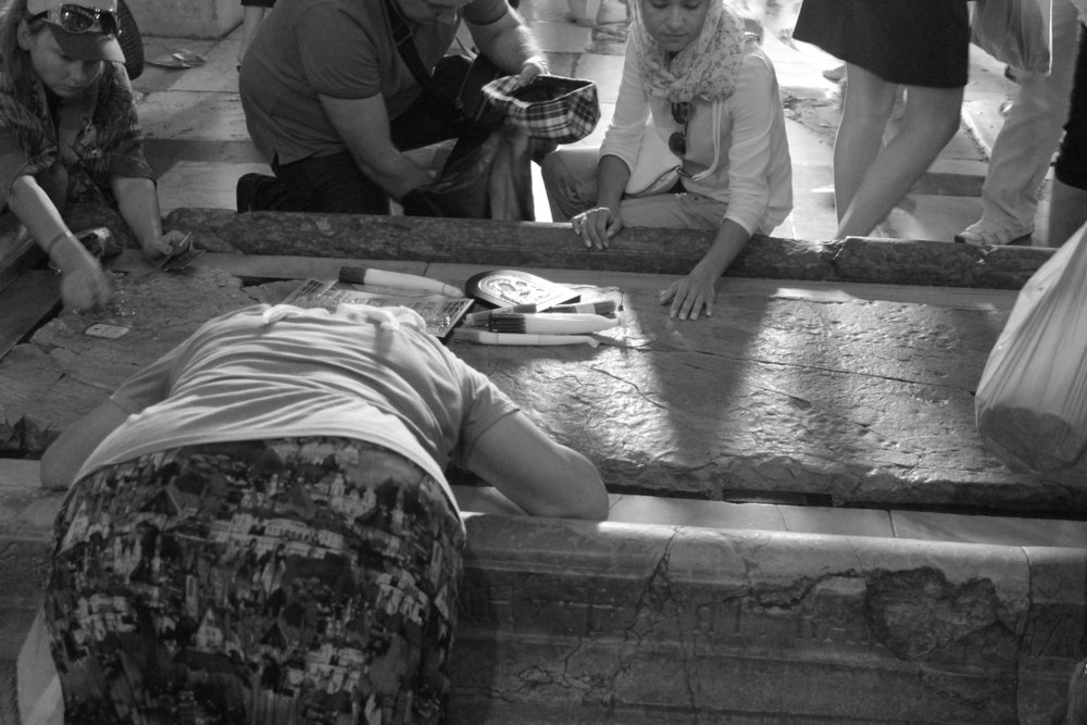 Erlöserkirche Jerusalem Jesus