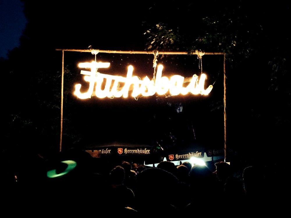 Fuchsbau Festival Nacht