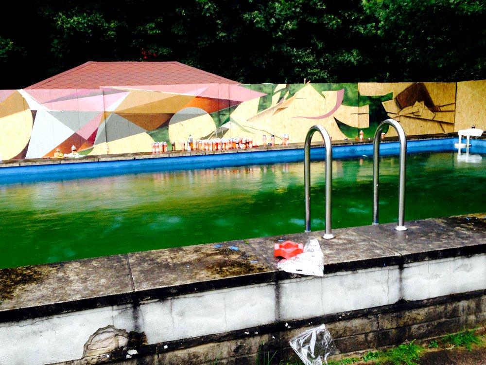 Fuchsbau Festival Pool