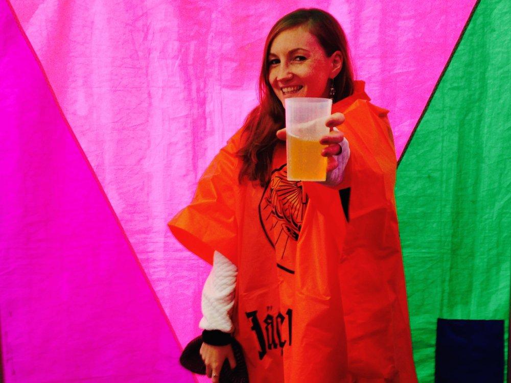 Fuchsbau Festival Regencape