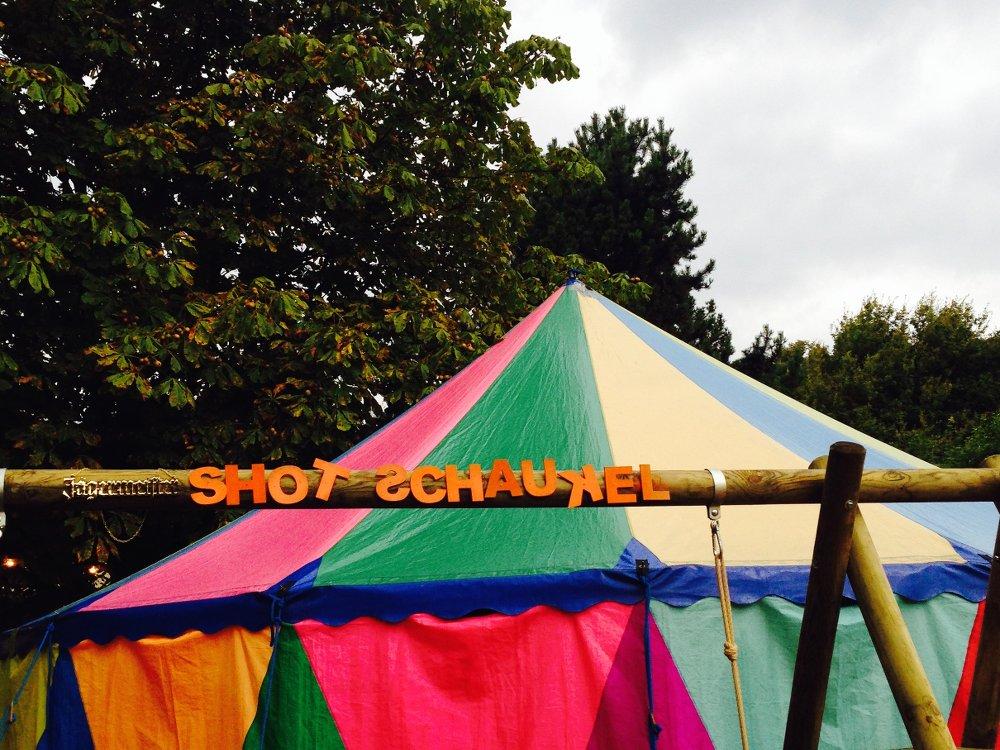 Fuchsbau Festival Shotschaukel