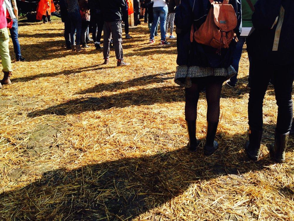 Fuchsbau Festival Stroh