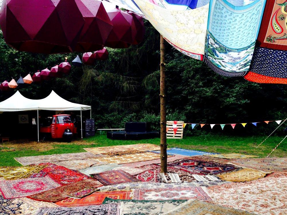 Fuchsbau Festival Tanzender Teppich