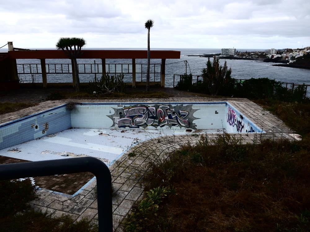 Hotel Neptuno Pool