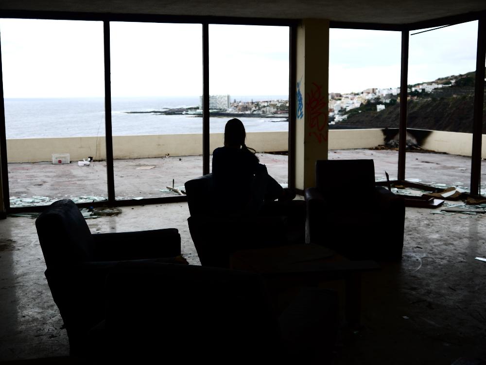 Hotel Neptuno Silhouette