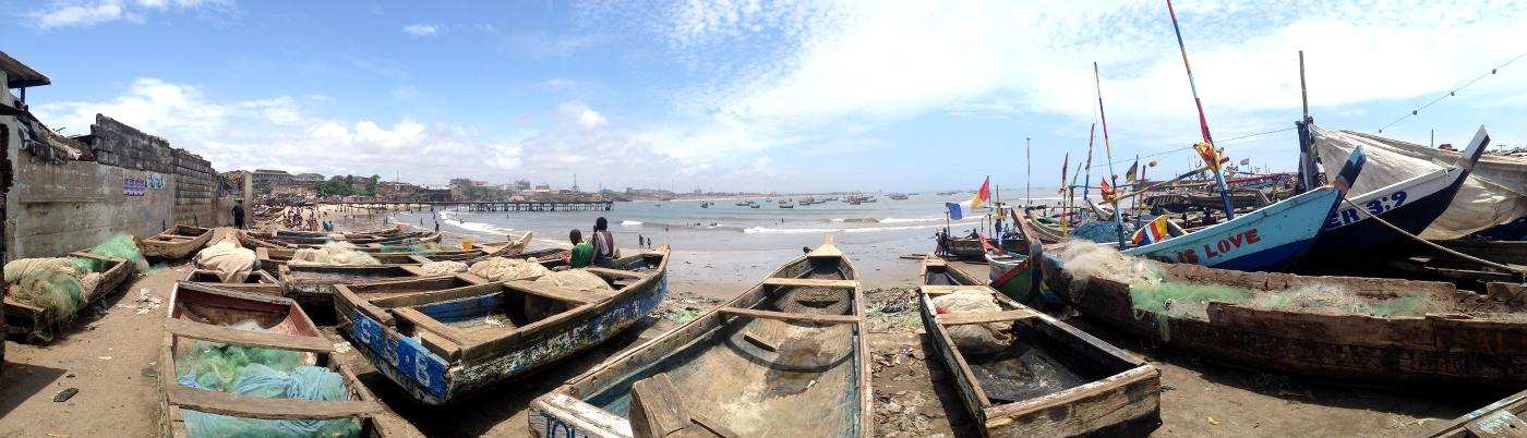 Jamestown Accra Harbour