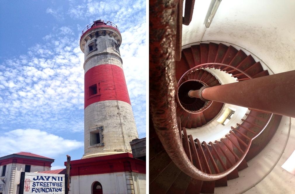 Jamestown Lighthouse Accra