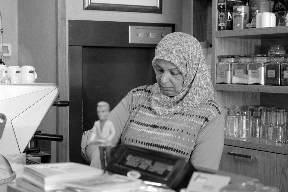 Jerusalem Buch Cafe