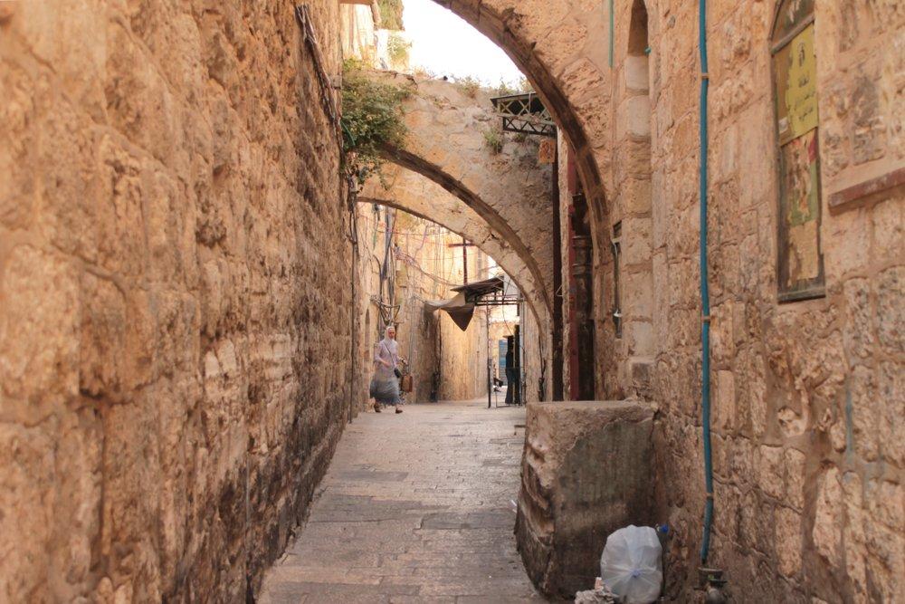 Jerusalem Gasse