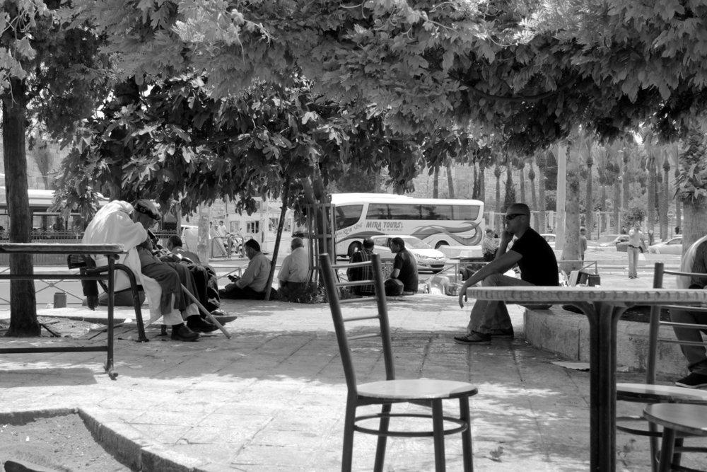 Jerusalem Muslimisches Viertel