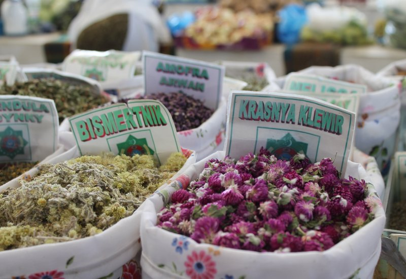 Klee Ashgabat Markt
