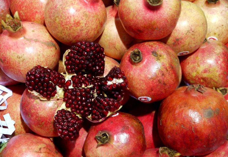 Kuwait Souq Granatapfel