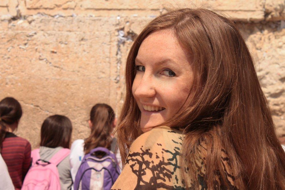 Lisa Klagemauer Jerusalem