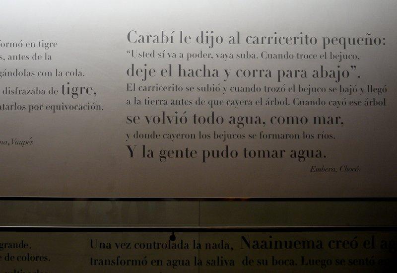 Museo del Oro 3