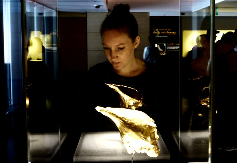 Museo del Oro Lisa Mattis