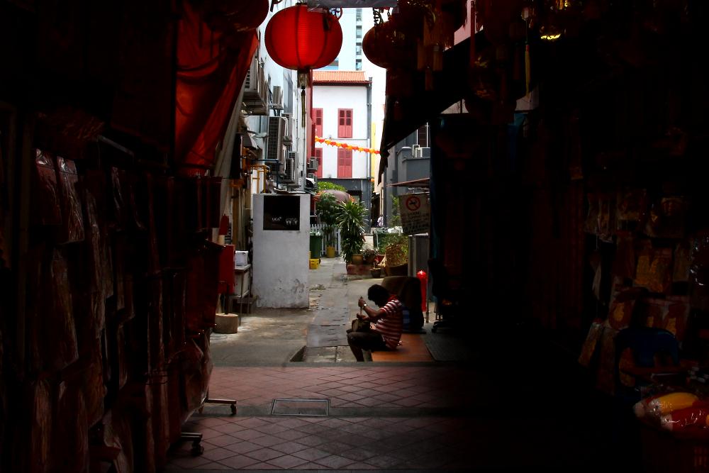 Singapore Chinatown 1