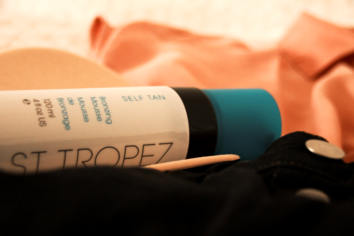 St Tropez Self Tanning Mousse