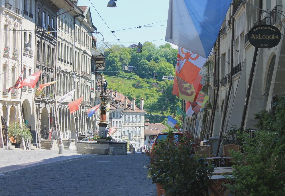 Straße Bern