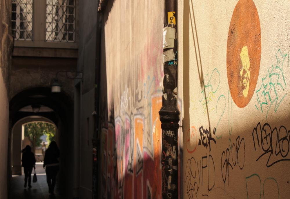 Streetart Bern