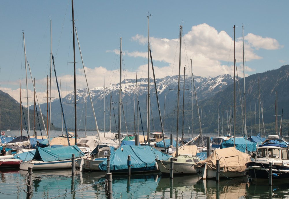 Thunersee Boot