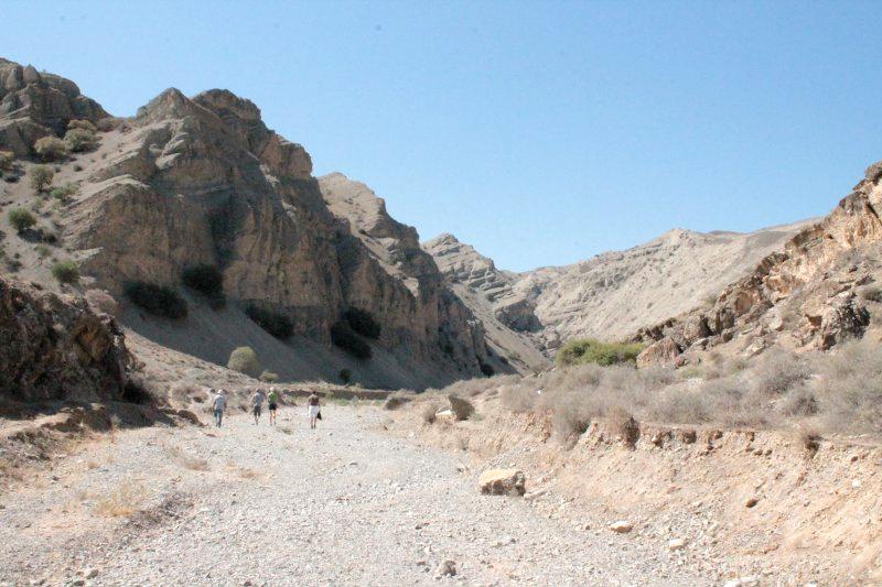 Wandern Ashgabat 2