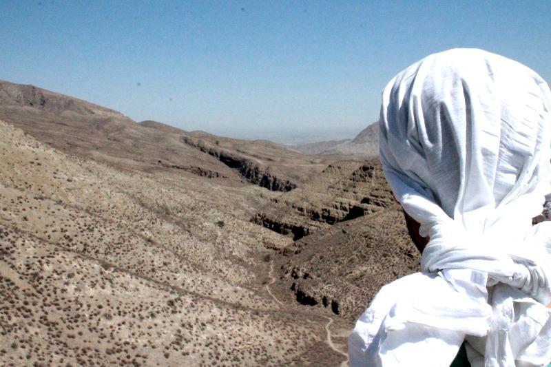 Wandern Ashgabat 5
