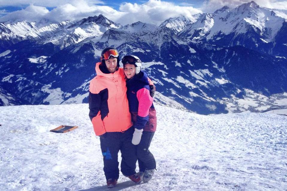 Zillertal Skiing